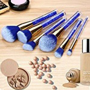 Sephora Makeup - 💙Acrylic Rhinestone Brush Set ( Sapphire)